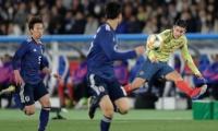 El '10' colombiano actuó 87 minutos en el triunfo ante los ´nipones'.
