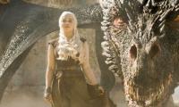 Daenerys Targaryenen, interpretada por Emilia Clarke.