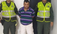 José Antonio Ariza Mendoza, alias 'El Hechicero', capturado