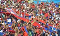 Barras del Unión no podrán ingresar al Metropolitano este miércoles
