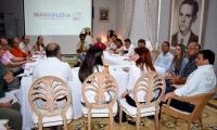 En la reunión también se estableció una ruta para continuar impulsando y avanzar en la ejecución de diferentes iniciativas  fortalecer  la oferta turística.