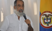 El secretario de Educación Distrital, Roberto Munarriz.