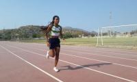 La atleta buscará dejar en alto los colores del Magdalena y Colombia.