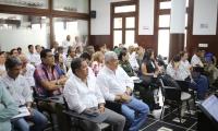 Durante la reunión se revisaron avances y compromisos del último consejo de política social y el plan de acción 2019.