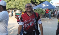 Miguel Martínez perdió la visión y con esta se fueron sus posibilidades de ser un deportista.