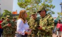 La secretaría de Interior liderará, en los próximos días, una reunión con representantes de las víctimas antipersonal que viven en Santa Marta y el Magdalena.