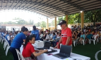 Primera feria de atención al ciudadano 2019 en Aracataca