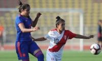 Colombia ganó los dos amistosos disputados en Perú.