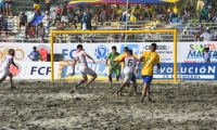 Santa Marta busca albergar las próximas justas de playa que se efectuarán en el 2023.