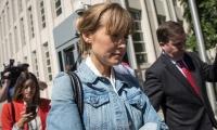 La actriz Allison Mack envuelta en escándalo.