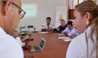 El Consejo Departamental de Gestión del Riesgo de Desastres contó con la participación de diferentes autoridades del Magdalena.