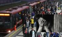 Drama de joven que asegura haber sido violada luego de subir a Transmilenio