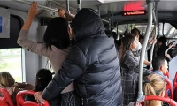 Aparente caso de abuso sexual en Transmilenio
