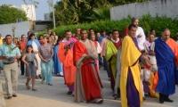 Así celebra la Iglesia Inmaculada Concepción ubicada en el barrio Riasco