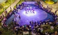 El Parque del Agua tendrá diferentes atractivos, además de los juegos, como shows de deportes y exposición de obras artísticas.