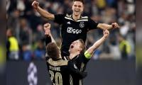 El onceno holandés regresa nuevamente a una semifinal al dar la sorpresa en los cuartos de final.