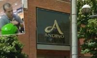 El hombre 'la cogió' contra el Centro Comercial Andino.
