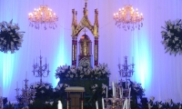 Parroquia, Sagrado corazón de Jesús, José y María