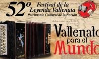 Afiche del Festival Vallenato 2019