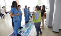 UCC Santa Marta, celebró semana saludable y deportiva