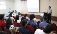 Seminario internacional liderado por la UCC