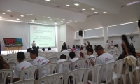 Evento TED en el bilingüe de Santa Marta