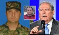 Al Ministro no le agradaron las declaraciones del Comandante de la Fuerza de Tarea Vulcano.
