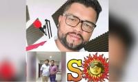 Leiner Montero dueño de la emisora Sol Digital Stereo.