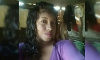 Adriana Morales Apushaina es la joven asesinada.