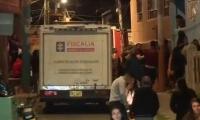 Los cuerpos fueron encontrados en una casa del barrio El Dorado.