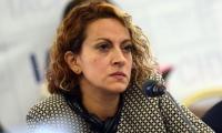 La periodista ahora defiende los derechos de las mujeres