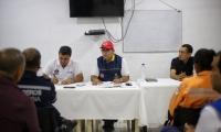 En Pivijay sesionó el Consejo Departamental de Gestión del Riesgo de Desastres.