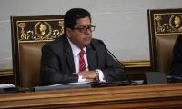Édgar Zambrano, Vicepresidente del parlamento de Venezuela.