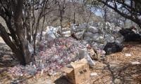 Afectaciones ambientales en Bahía Concha