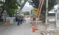 Electricaribe ha incrementado las labores operativas para reparar los daños.