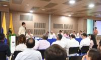 Con presencia de diferentes autoridades de Santa Marta y el Magdalena, se realizó el lanzamiento del Comité Universidad Empresa Estado Sierra Nevada.