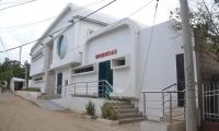 Centro de salud de La Paz.