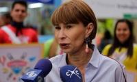 Alicia Arango, Ministra de Trabajo