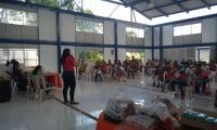 Estas acciones, comenzaron en su cuarta jornada, por los municipios de El Banco y El Piñón.