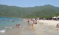 El sector de Bahía Concha está cerrado desde el pasado 2 de mayo.
