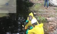 El derrame de petróleo siempre va a afectar a los cuerpos de agua que surten a los acueductos de las regiones