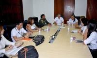 Se socializó con las entidades, los municipios que cumplieron con la creación de los comités municipales con el acompañamiento del gobierno departamental..