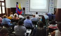 En la sesión también se conoció ¡Ármate de Valor!: Plan para el desarme ciudadano y la prevención del delito.