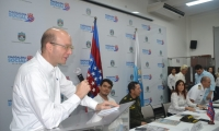 El alcalde (e) de Santa Marta, Andrés Rugeles, dijo que estás fiestas serán incluyentes.