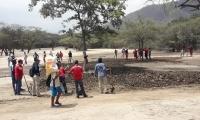 Sector de Bahía Concha.