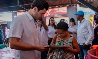 En promedio, cada hora de estos 17 días de recolección de firmas, 248 personas han demostrado su respaldo al 'Mello'.