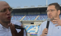 Andrés Rugeles y Rafael Martínez
