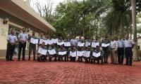 Graduación de Soldados Bachilleres
