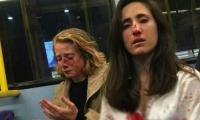 PALIZA RECIBIDA POR LAS MUJERES EN ATAQUE HOMOFÓBICO