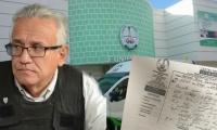 Adolfo Bula ha presentado 3 excusas médicas para mantenerse en el cargo de Secretario de Gobierno.
